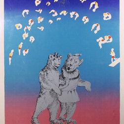 Robert Mumford, Anniversary Waltz, Silkscreen - Artist:  Robert Mumford