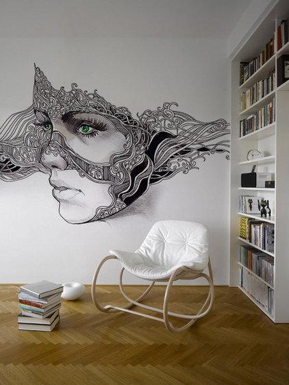 Modern Wallpaper by PIXERS