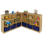 Kids Toy Storage Living Room Design Ideas, Pictures ...
