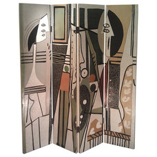 Eclectic Screens And Room Dividers by 1stdibs