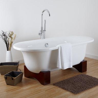 Freestanding Bath Faucets - Hudson Reed