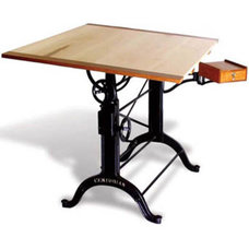 traditional desks by Custom Drafting Tables