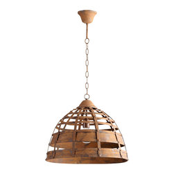 Cyan Design - Palma One Light Pendant - Palma one light pendant - rustic