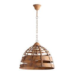 Cyan Design - Palma One Light Pendant - Palma one light pendant - rustic