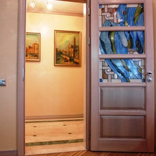 Traditional Interior Doors by Lompier Interior Group
