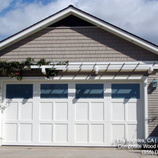 traditional garage and shed by Dynamic Garage Door