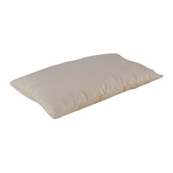 Bio Sleep Concept - Organic Wool Toddler Pillow - Comfortable and organic pilliows Made in the USA