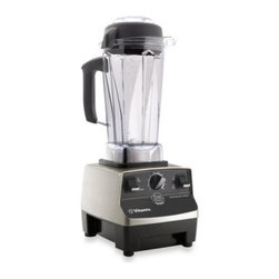 Vitamix - Vitamix 1709 CIA Professional Series Blender - This 64-ounce capacity blender is versatile enough to blend, chop, juice, puree and grind.