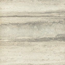Formica Group - Travertine Silver 180fx® by Formica Group - 3458 Travertine Silver  180fx® by Formica Group gives you the best of both worlds: The beauty of natural stone; the affordability of laminate.