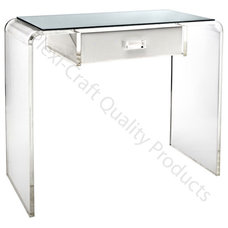 Modern Side Tables And End Tables by Plexi-Craft