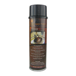 Premier Copper Products - Copper Sink Wax and Cleaner - Premier Copper Products offers a multi-purpose wax and cleaner that will clean, protect, preserve and restore the luster to a variety of different surfaces in your home.