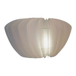 VITA - Vita Facetta Light, White - Vita makes affordable handmade lighting of Danish design. We aim to provide the most value for money by making thoroughly designed, quality lamps from A-grade materials, delivered in beautiful flat packages to optimize logistics and preserve our planet, all at very affordable prices.