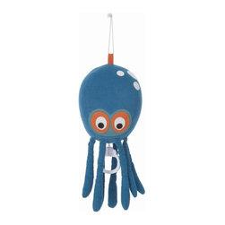 Ferm Living Organic Octopus Music Mobile - Ferm Living Octopus Music Mobile
