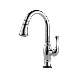 Hubbard Kitchen and Bath - Brizo Talo Kitchen Faucet with Smart Touch Technology