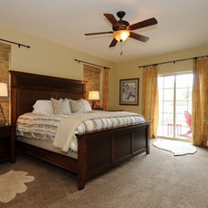 Traditional Bedroom by Be~Leaf Design, llc