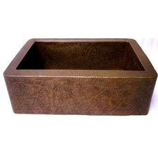 Farmhouse Kitchen Sinks by RusticSinks.com