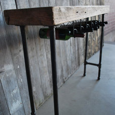 Modern Wine Racks by Urban Wood Goods