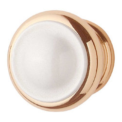 Renovators Supply - Cabinet Knobs Bright Solid Brass Cabinet Knob 1 1/4'' Dia | 21497 - Cabinet Hardware Knobs. This elegant knob is the perfect touch in your Victorian home. Sold individually- 1 1/4 inch diameter.