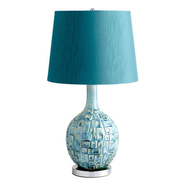 Lamps - Blue Table Lamp