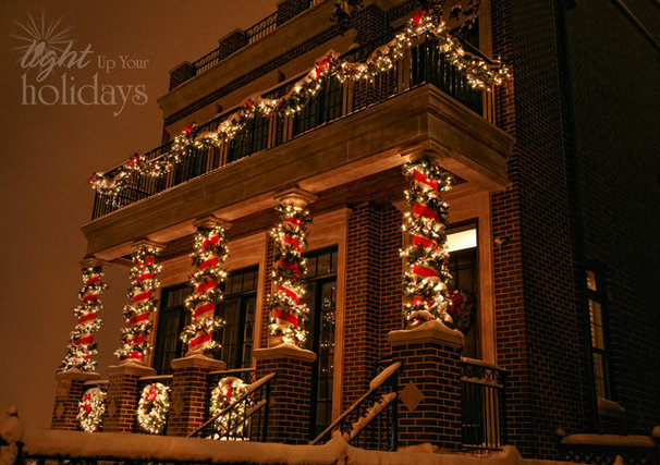 Traditional Entry by Light Up Your Holidays