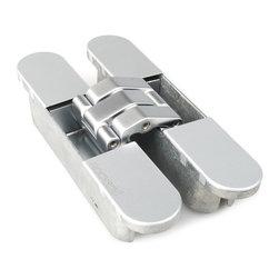 ROCyork Architectural Door Furniture - ROCyork RY80 Concealed Adjustable Hinge