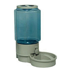 Ergo Systems Inc. - Auto Pet Waterer - Large - For indoor pets to be used with water