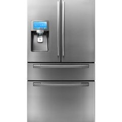 "Samsung Appliance RF4289HARS 35"" Freestanding Refrigerators Stainless Steel"