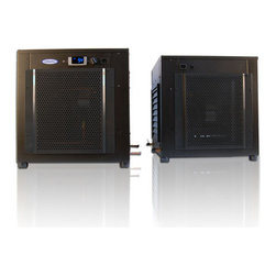 CellarPro Air Handler 8500 Split (Outdoor) - Designed for wine cellars up to 2500 cubic feet, CellarPro's Air Handler 8500Sx split refrigeration system provides ducted refrigeration specifically designed for wine cellars, and allows the noise from the evaporator and condensing units to be removed from living areas.