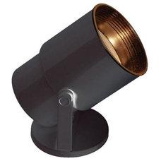 Accent Black Floor Uplight - #63408   LampsPlus.com