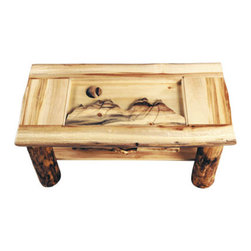 Shop Log Cabin Coffee Table Products On Houzz