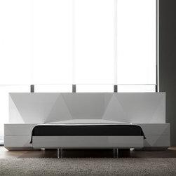 Rossetto | Sapphire Platform Bed -