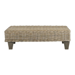 Safavieh - Safavieh Leary Bench X-A8256XOF - Safavieh Leary Bench X-A8256XOF