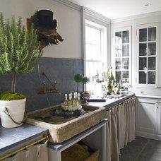 Mediterranean Kitchen Sinks by Ancient Surfaces
