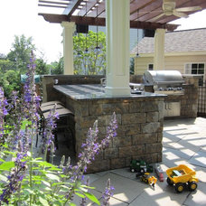 Dream Home / Outdoor Kitchen