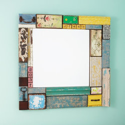 Colorful Muse Mirror -