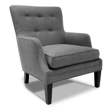 Charles Chair - An instant classic, our Charles chair is the perfect fit for any home. Made to order in the USA, this chair can be delivered to your home in 6 - 8 weeks.