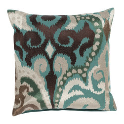 Pillows - Liven up any space with this stylish design.