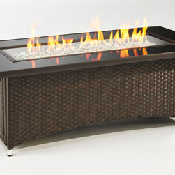 Montego Fire Pit Table - Photo By Gamut 1 Studios