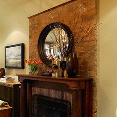 Transitional Home Decor by Gillian Gillies Interiors (GGI)