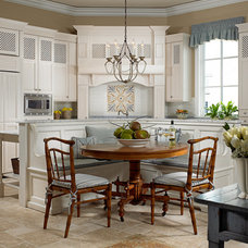 Traditional Kitchen by jill Shevlin  - Intrinsic Designs