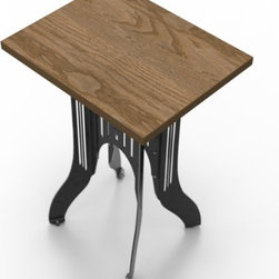 Titus Bar Table by Pekota Design - Features: