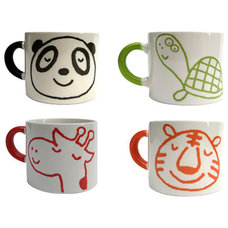 modern mugs by Apartment 48