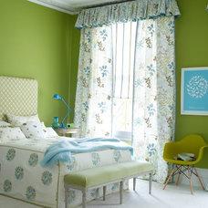 Antique-style bedroom   Small bedroom idea   housetohome.co.uk