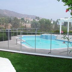 swimming pools and spas by Guardian Pool Fence Systems