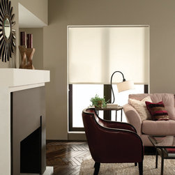 Blindsgalore - Blindsgalore Roller Shades: Newport Light Filtering - Functional and stylish, roller shades are an exceptional first layer window treatment.
