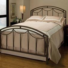 Contemporary Beds Arlington Bed Multicolor - HL2369
