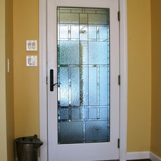 Contemporary Front Doors by Decorative Glass Solutions