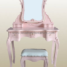 Traditional Bedroom & Makeup Vanities by Love French Interiors