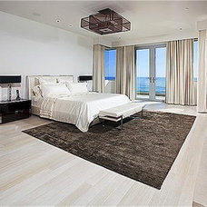Modern Bedroom by Andrew Williams and Associates, Inc