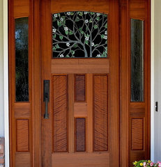 traditional front doors by Zoleta Lee Designs